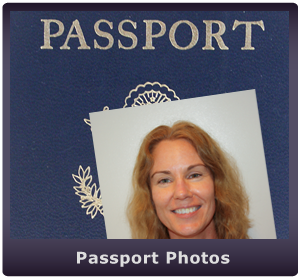 Passport Photos in our San Diego Studio